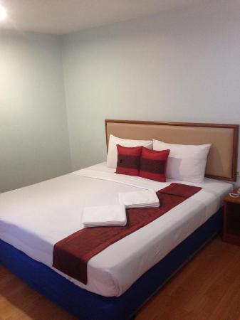 Siam Star Hotel: double room 611