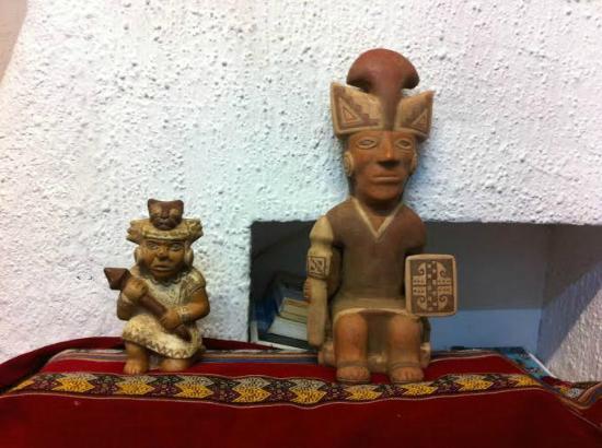 Inca Life Hostel: Lobby