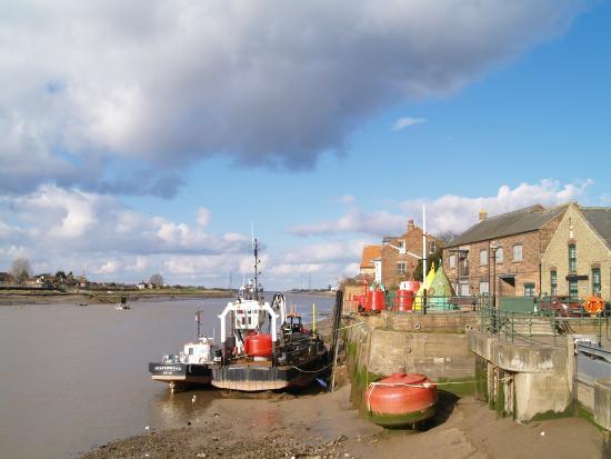 The Custom House: Purfleet Quay