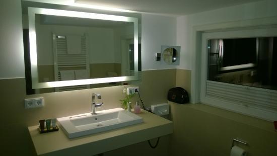 Hotel Rungholt: Ich hatte ein Einzelzimmer. Viel Platz