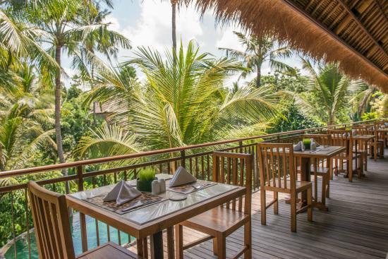 Komaneka at Rasa Sayang : Madu Manis Restaurant