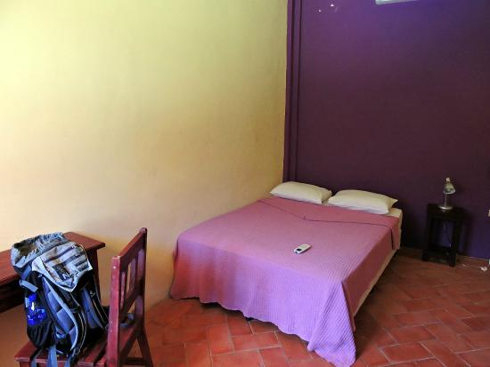 Hotel La Pergola: my room