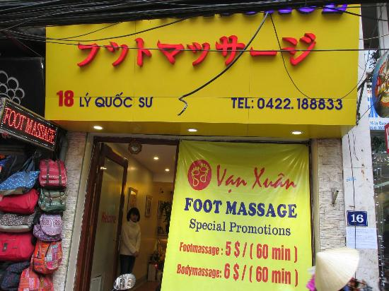 Van Xuan Foot Massage