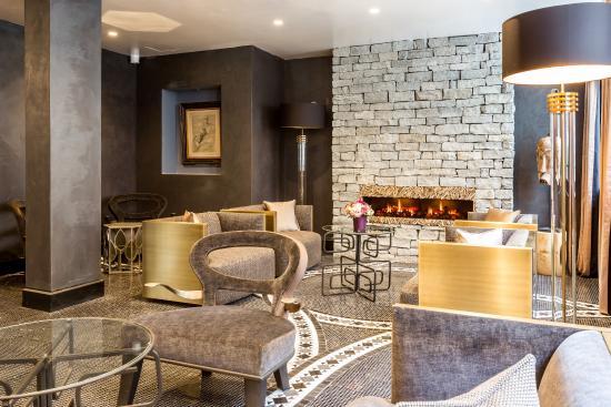 junior suite h tel juliana paris bild von hotel. Black Bedroom Furniture Sets. Home Design Ideas