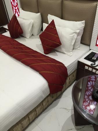 Hotel Sun International: Clean room