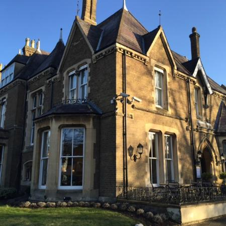 Cotswold Lodge Hotel: Hotel