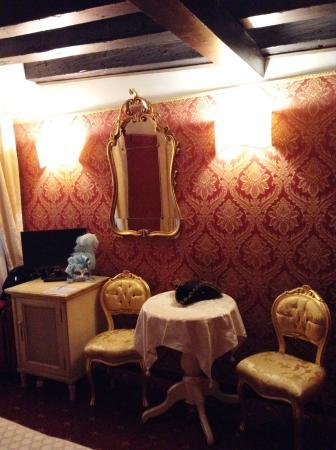 Ca' della Loggia : Room