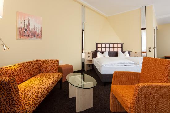 Hotel Augusta: Zimmer