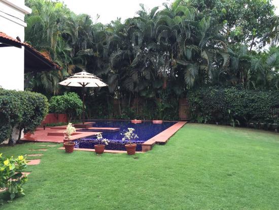 Private Pool Picture Of Lemon Tree Amarante Beach Resort Goa Candolim Tripadvisor