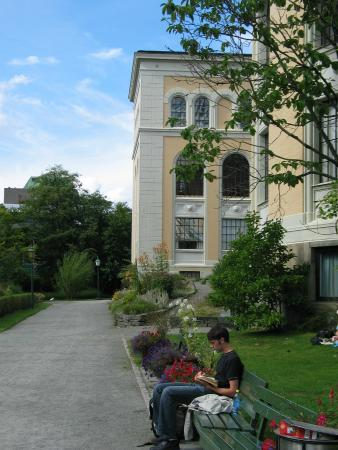 University Museum of Bergen - The Natural History Collections: From the Museum Garden