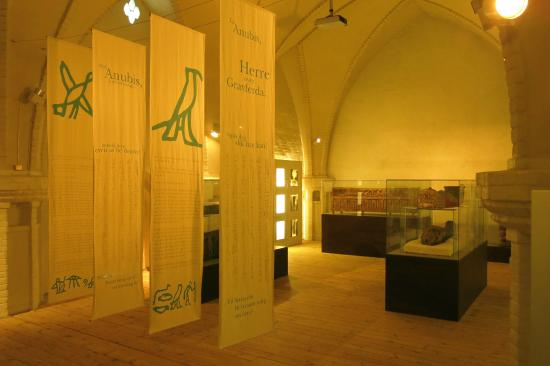 University Museum of Bergen - The Natural History Collections: From the exhibition Eternal life – Egyptian Mummies