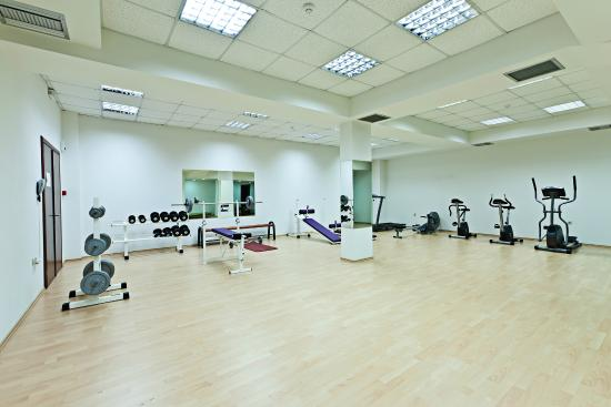 Hotel Nefeli: Fitness Room