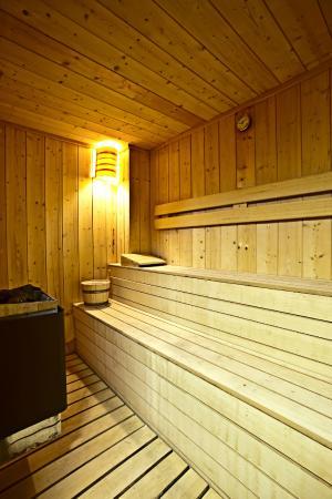 Hotel Nefeli: Sauna