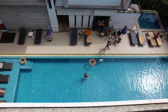 Apasari Krabi: View from the balcony