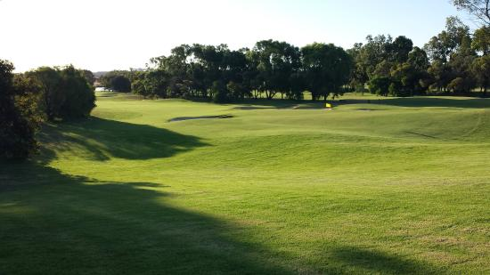 Mercure Sanctuary Golf Resort: Room with a view