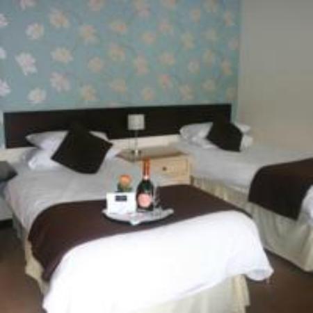 Swaffham Bulbeck, UK: Twin Room