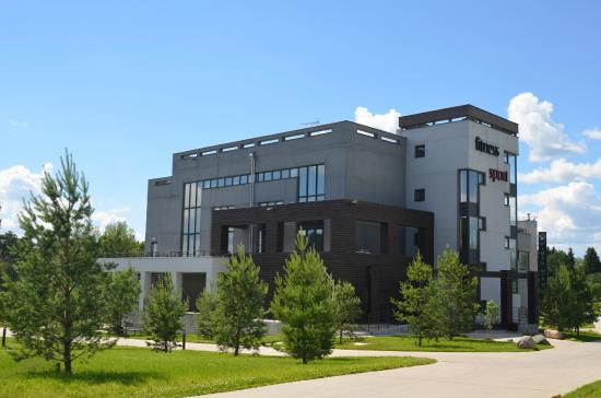 Kurovo, Rusia: SPA-комплекс
