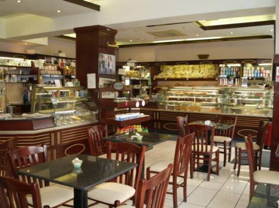 Aroma patisserie mediterranean restaurant 424 426 for Aroma mediterranean cuisine