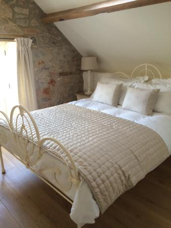 Dinder, UK: Comfy bed!