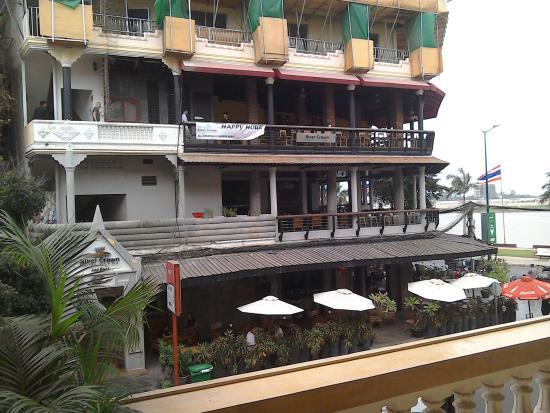 FCC Phnom Penh: View from window