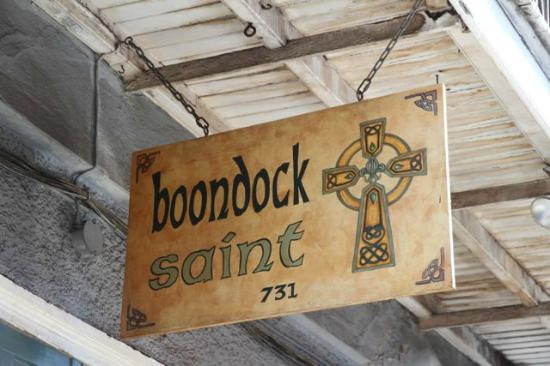 The Boondock Saint