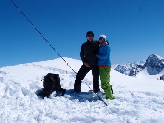 Hotel Zerres: Am Gipfel der Schneeglocke