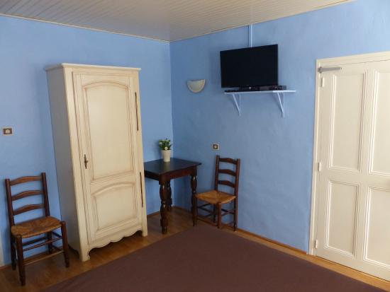 Auberge de Trente Pas : chambre 7