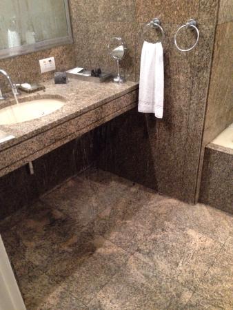 Broken Bathroom That S 36