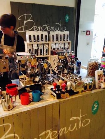 Benvenuto Caffe D' Italia