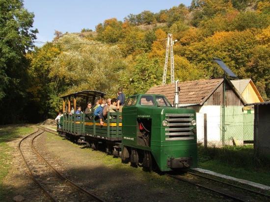 Kemence Forestry Museum Railway