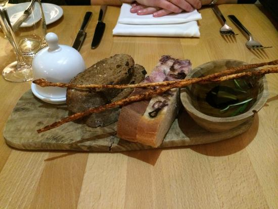 Hammer and Pincers: Bread