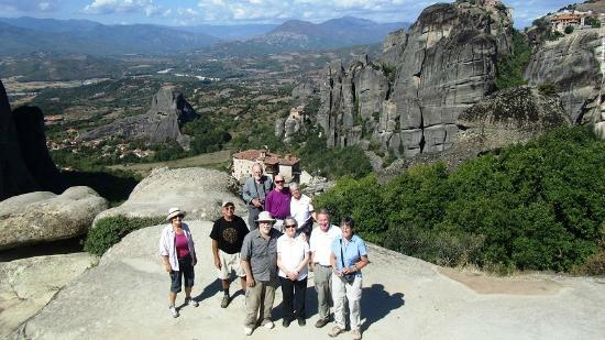 Trekking Hellas - Meteora Hiking Tour