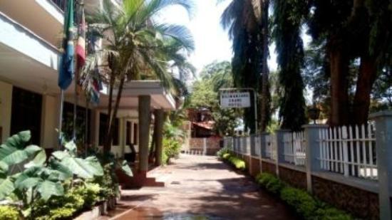 Kilimanjaro Crane Hotels & Safaris : Entrance