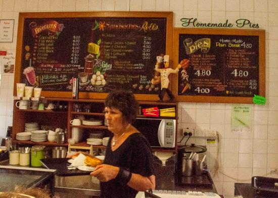 Montville Patisserie and Bakery: Service, not always with a smile