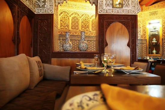 Petit salon marocain - Picture of Essaouira, Paris - TripAdvisor