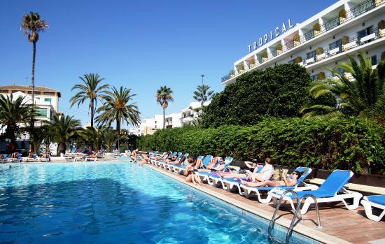 Hotel tropical ibiza sant antoni de portmany prezzi for Soggiorno ibiza