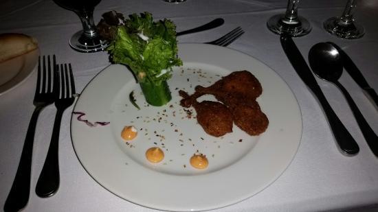 Aqua Essen sky restaurant der al a card sehr empfehlenswert top essen