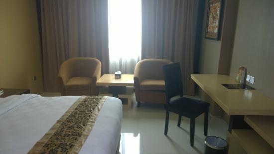 Nagoya Mansion Hotel & Residence: Kamar