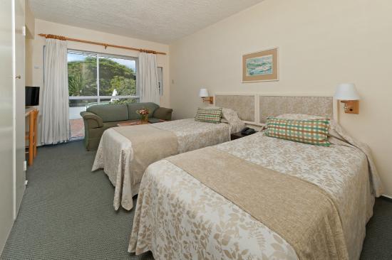 Windsor Hotel Apartments Standard Twin Room First Floor Herm