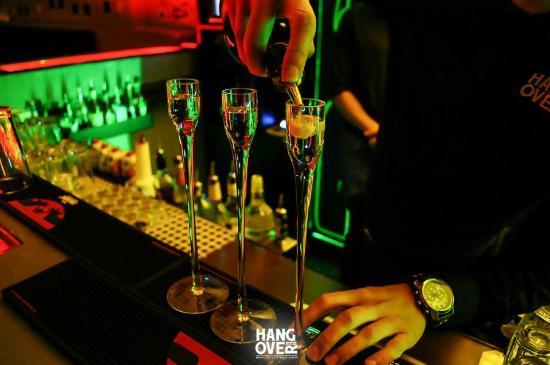 Hangover Club: Shots