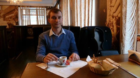Odesskiy Dvorik: милый ресторанчик при отеле