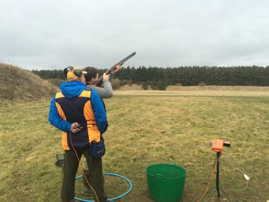The Scottish Clay Shooting Centre