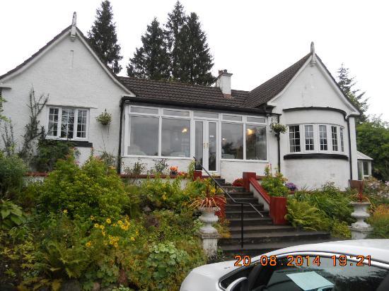 Glenloy Lodge Guest House: Il Lodge