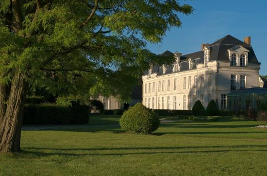 Chateau de Courcelles