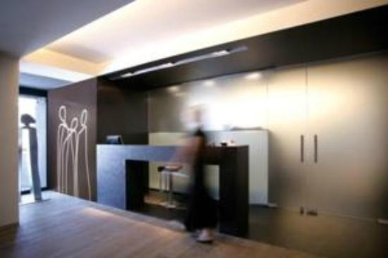 Art Hotel Udine: Reception