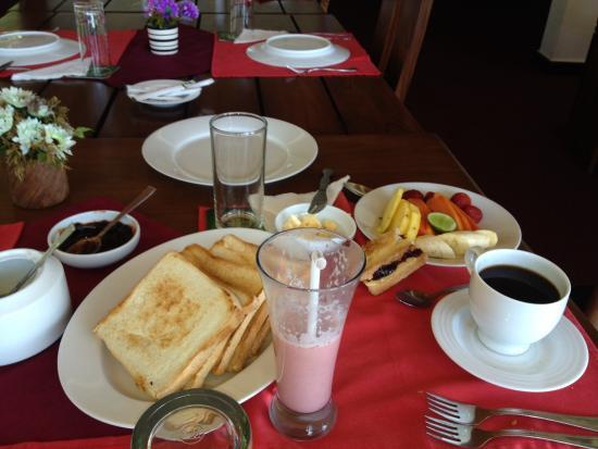 Ashley Resorts : Petit déjeuner