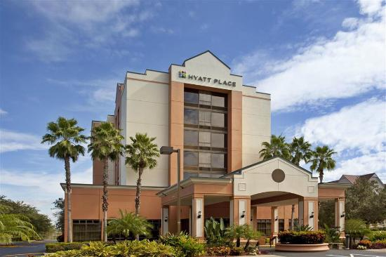 Hyatt Place Orlando/Convention Center: Exterior