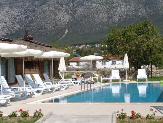 Sahra Su Holiday Village & Spa: Bungalow Swim Up Room