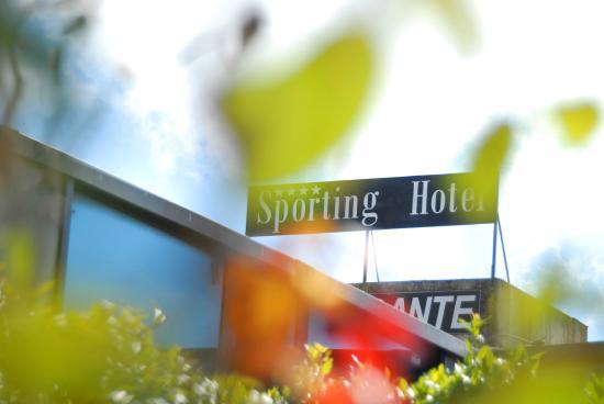 Sporting Hotel : Esterno Hotel