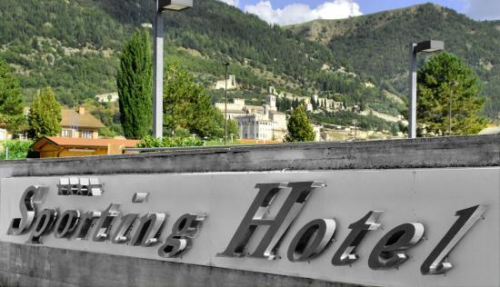 Sporting Hotel: Panorama